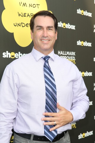 Rob Riggle Hosts Shoebox's 29th Birthday Celebration