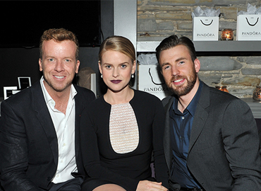 Toronto International Film Festival with Chris Evans