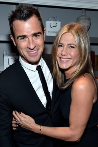 PANDORA Jewelry Presents Cake Cocktail Reception With Jennifer Aniston