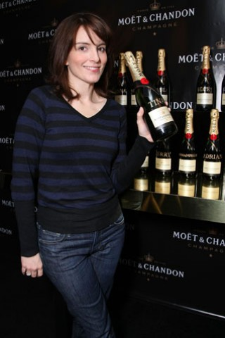 Moet & Chandon At The Luxury Lounge In Honor Of The 2008 SAG Awards - Day 2